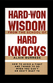 Book Cover / Hard-Won Wisdom