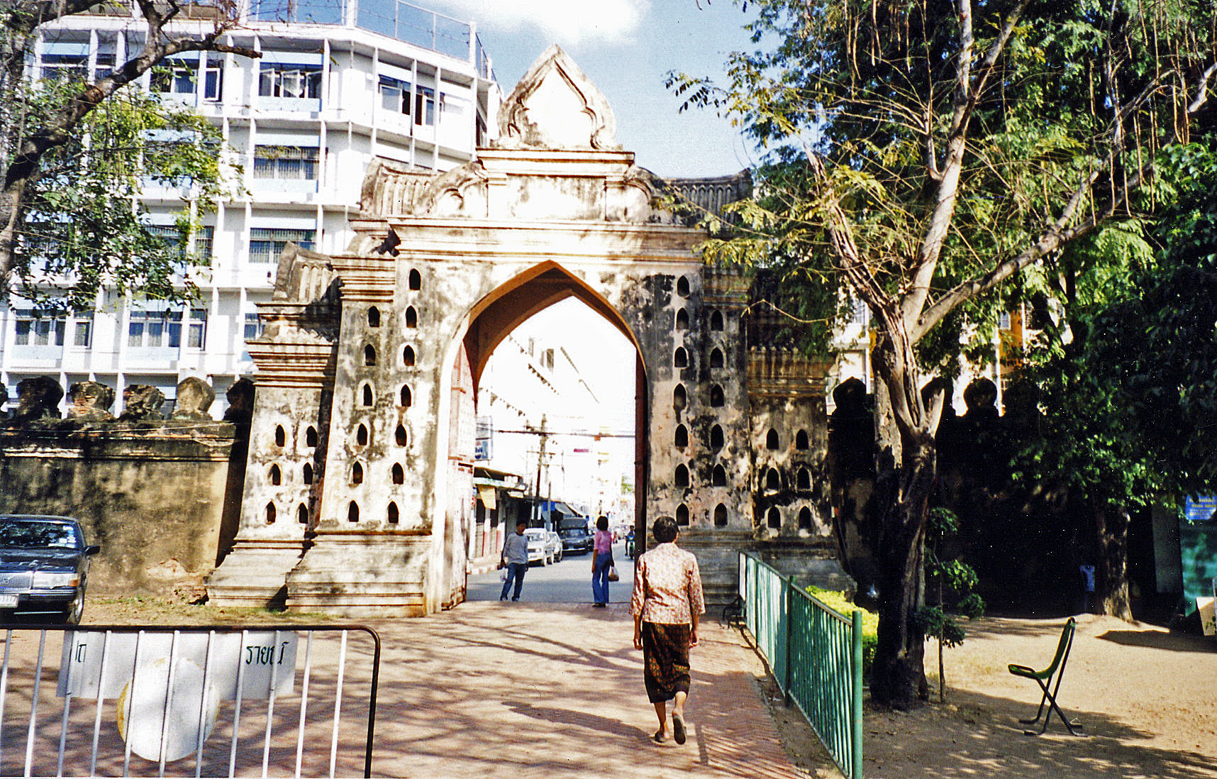 The Gate to King Narai's Palace